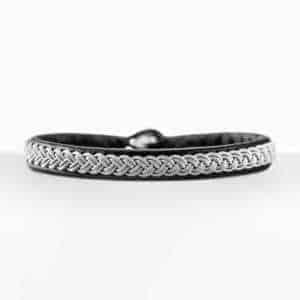 Image of Pewter Bracelet 1001 Classic