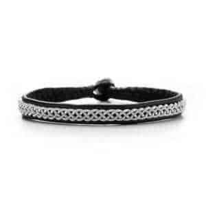 "Photo of Pewter Bracelet 1030 Designtorget ""S"""