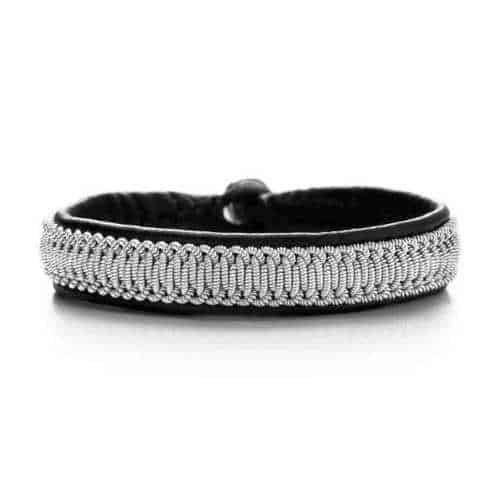 "Photo of Pewter Bracelet 1031 Designtorget ""M"""