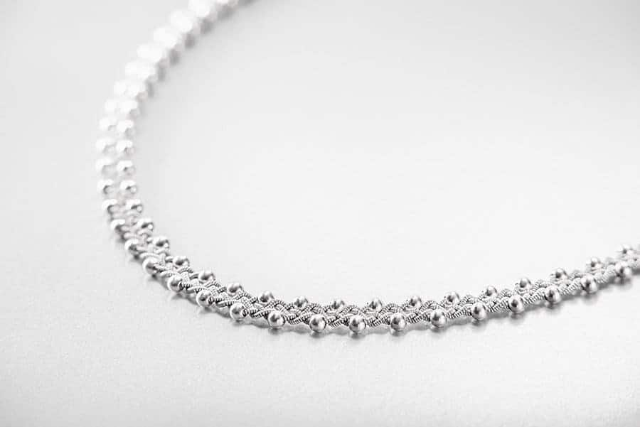 Photo of Necklace 3014 Silver