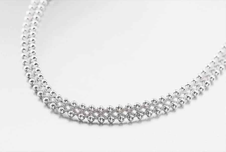 Produktfoto av Halsband 3021 Silver